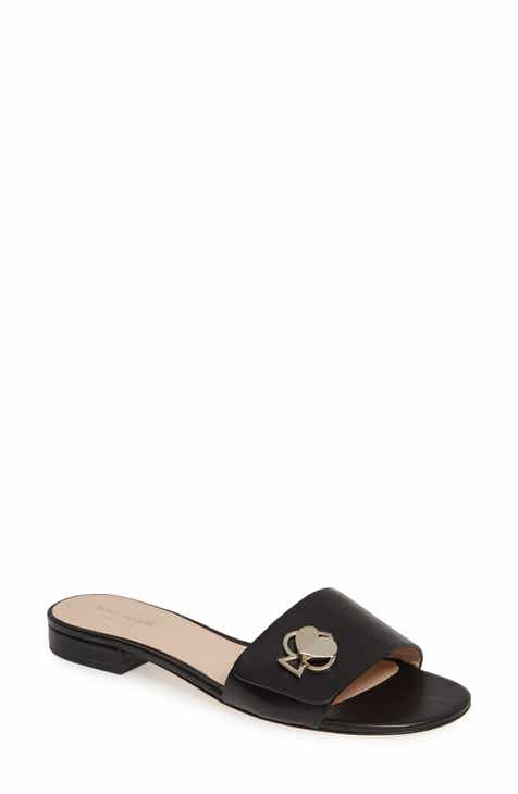 0302defde kate spade new york ferry slide sandal (Women)
