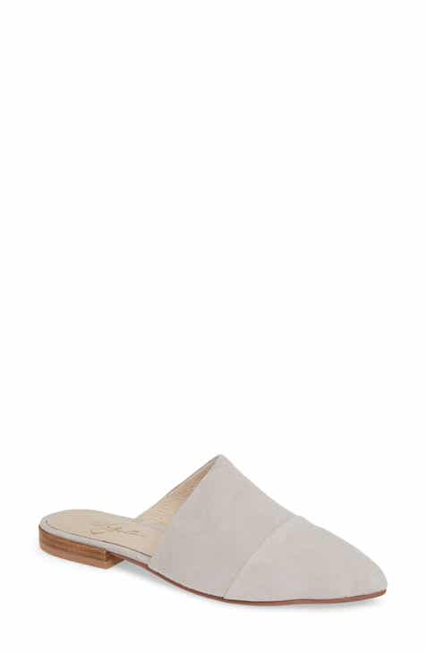 7b282a08a3e66 gray suede flat shoes | Nordstrom