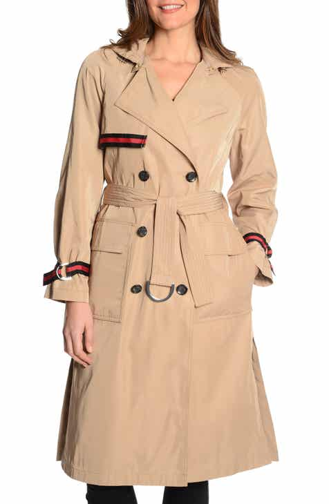 RACHEL Rachel Roy Grosgrain Trench Coat by RACHEL RACHEL ROY