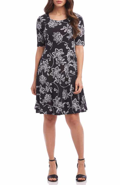 Bishop + Young Polka Dot Lace-Up Cotton Dress by BISHOP AND YOUNG