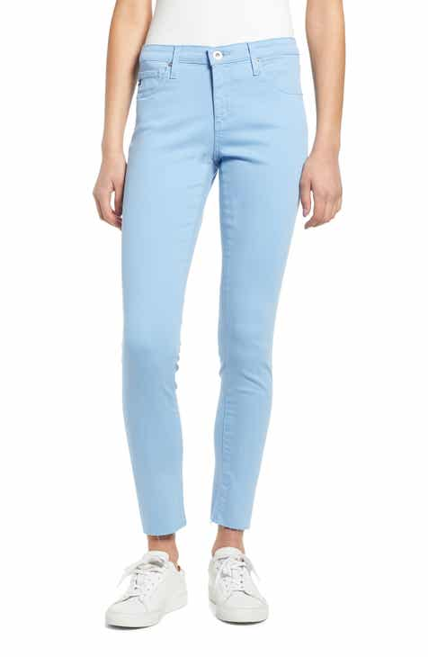 02b572a75a6 AG The Legging Ankle Super Skinny Jeans
