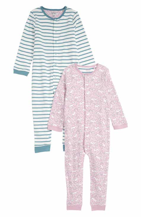 d1f8f2bf5cf3 Mini Boden Pretty 2-Pack Rompers (Baby)