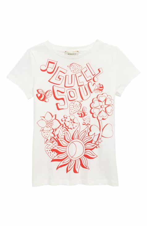 6146a719d0f1 Gucci Graphic Tee (Little Girls & Big Girls)