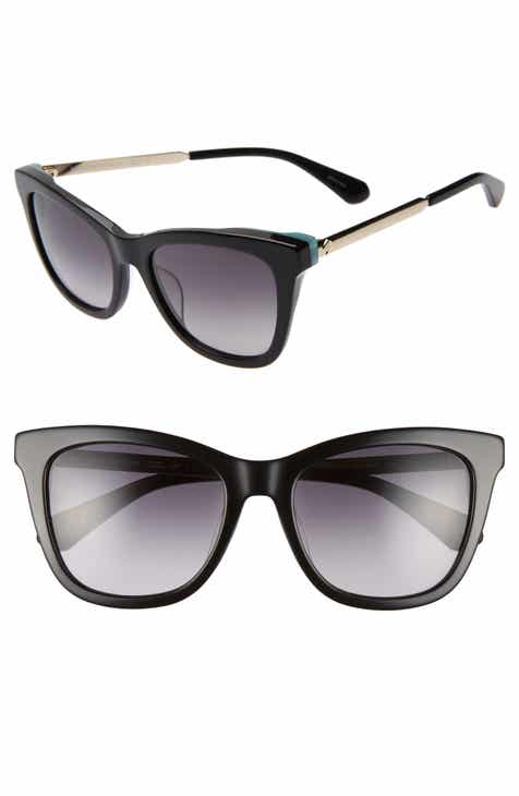 0ea7822add kate spade new york alexanes 53mm cat eye sunglasses