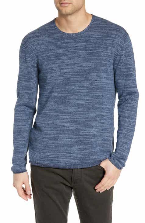 18e6277bfa6bb John Varvatos Star USA Vincent Plated Slim Fit Crewneck Sweater.  Was  188.00. Now  93.9850% off