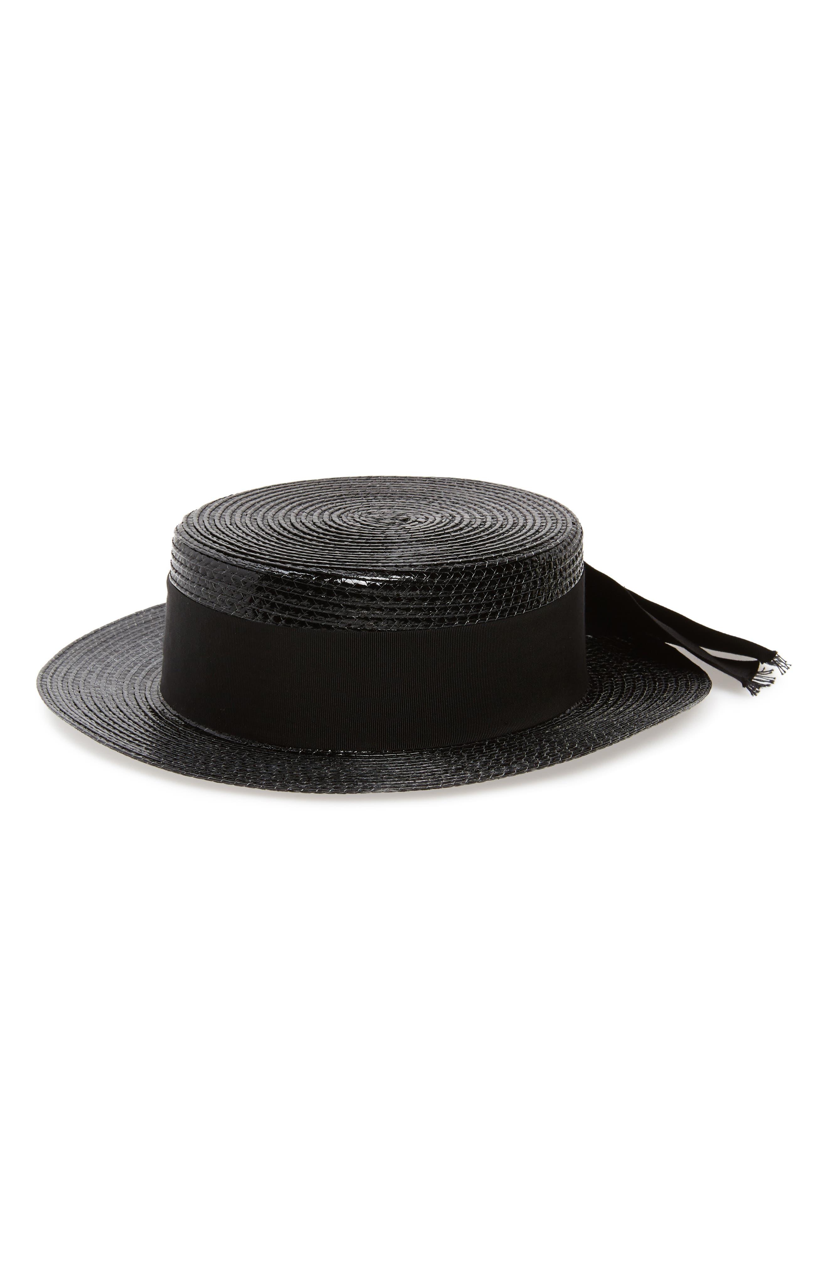boater hat  b055b9d8924