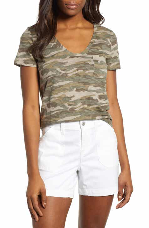 08f8bfe4 Women's Green Tops | Nordstrom