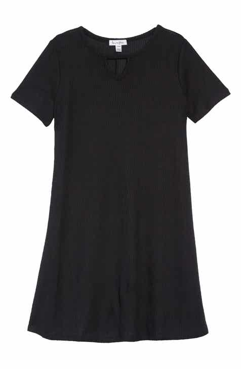 Black Sheer Dress Nordstrom
