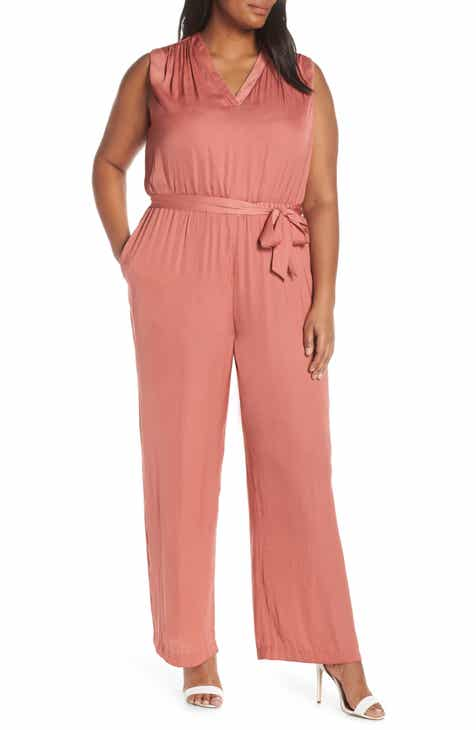 4614134153e Rompers   Jumpsuits Vince Camuto Plus-Size Clothing