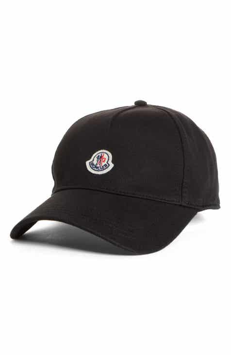 Moncler Logo Patch Baseball Cap f7e82d690c42