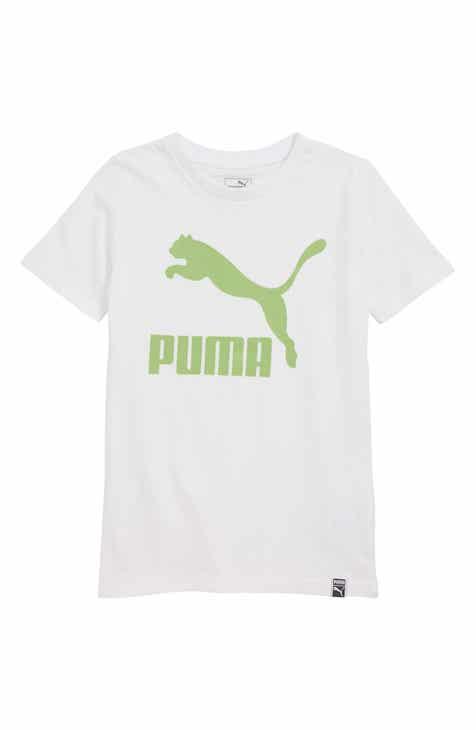 PUMA Archive Graphic T-Shirt (Big Boys)
