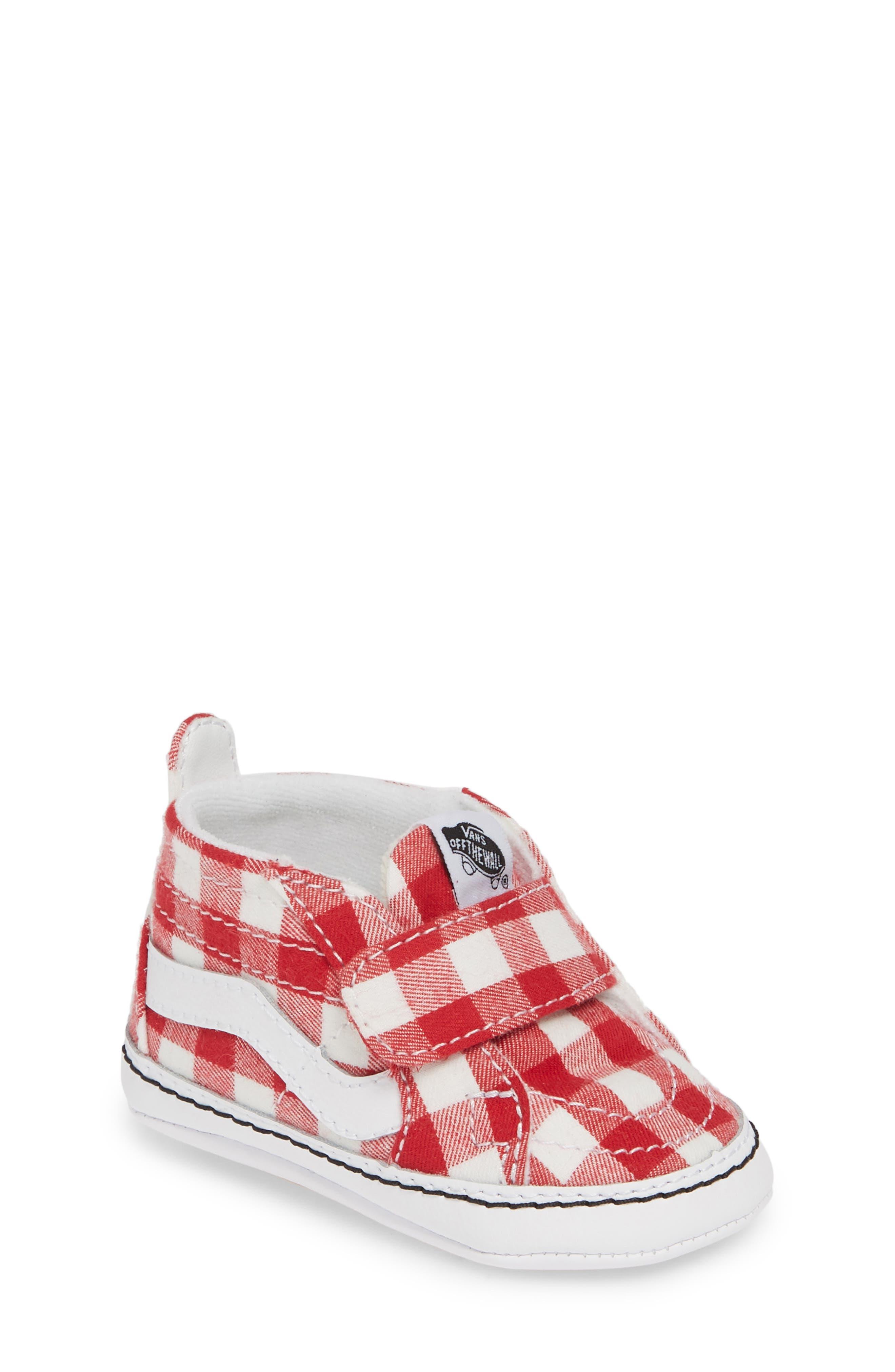 52138b8dd242 Baby Girl Vans Shoes