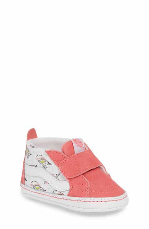 2ab28321078c Vans  SK8-Hi  Crib Sneaker (Baby)