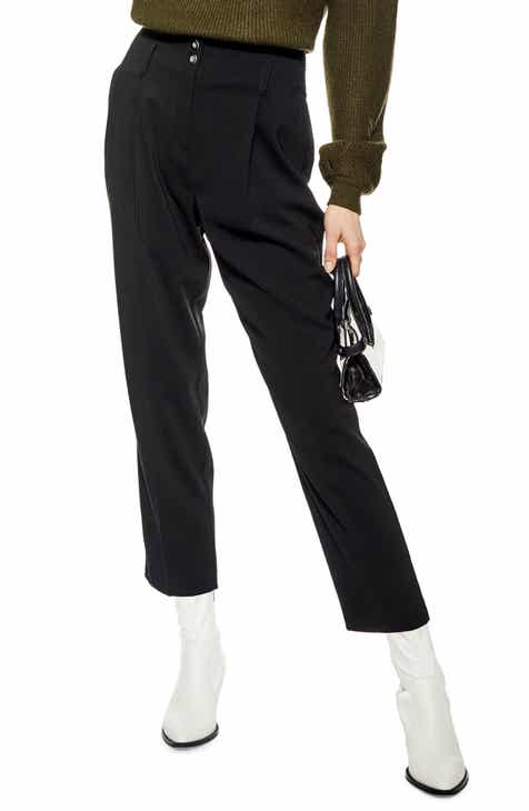 Equipment Arwen Floral Jacquard Trousers by EQUIPMENT
