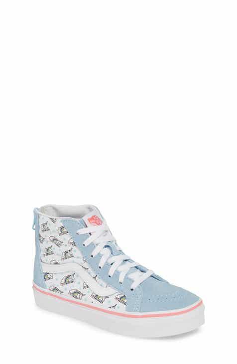 376d9eee553 Vans Sk8-Hi Zip Sneaker (Baby