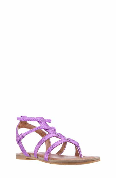 c85f01c13c47 Nina Margaree Gladiator Thong Sandal (Toddler