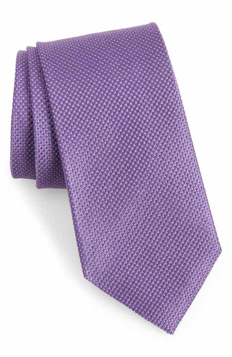 1f8fa89583b6 Nordstrom Men's Shop Vendôme Dot Silk Tie