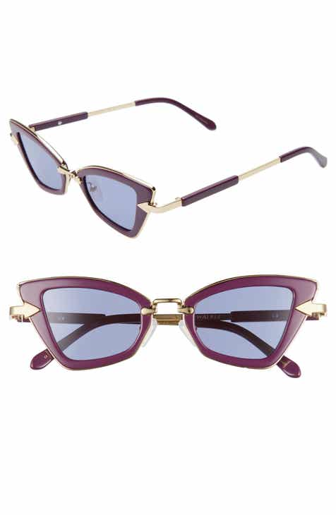 b411375e8bcc Karen Walker Bad Apple 46mm Cat Eye Sunglasses