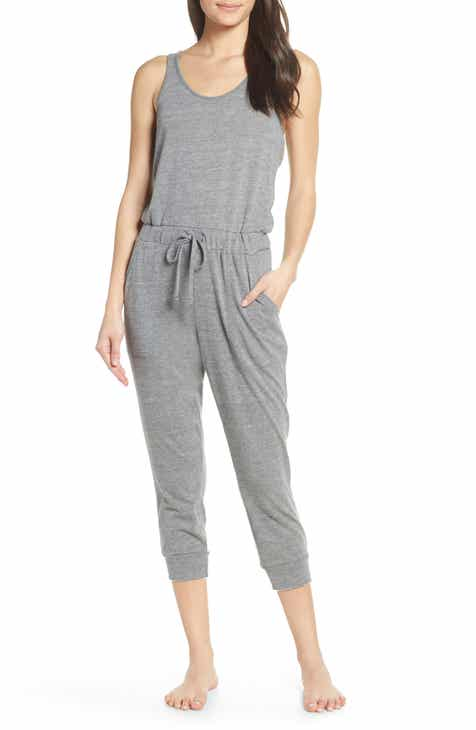 Alternative Crop Lounge Jumpsuit by ALTERNATIVE