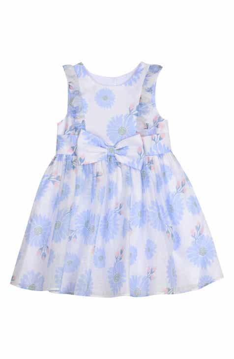 7d2b6293c0 Pippa   Julie Floral Bow Front Dress (Toddler Girls