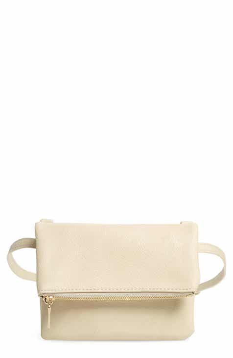 518a9ec1df2 Sole Society Cassie Faux Leather Belt Bag