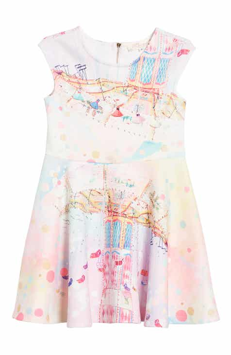 10eacf0df37 Truly Me Carousel Crystal Embellished Dress (Toddler Girls   Little Girls)