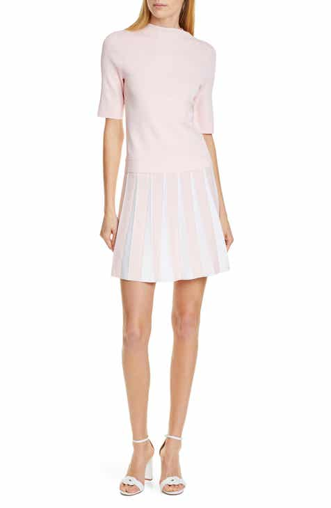 496527db542db0 Ted Baker London Hethia Pleat Knit Dress