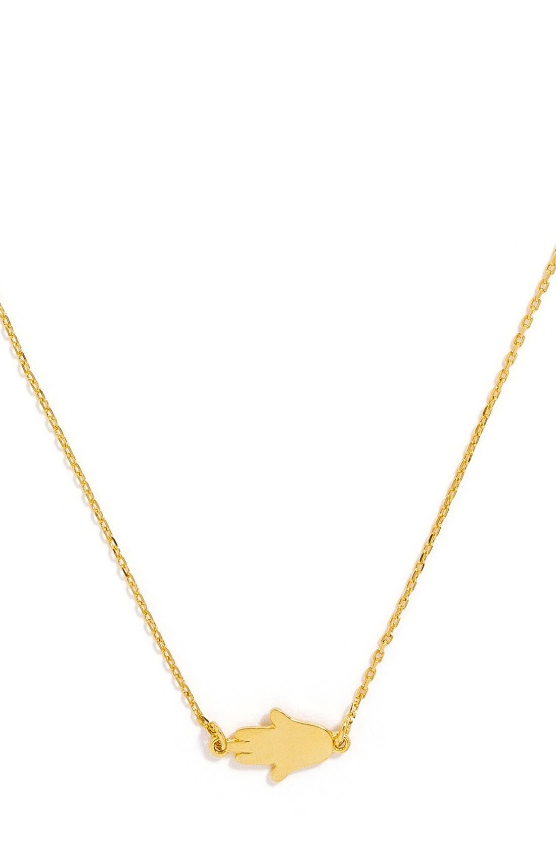 'Pyramid' Layered Necklace Gift Set,                             Alternate thumbnail 6, color,                             Gold