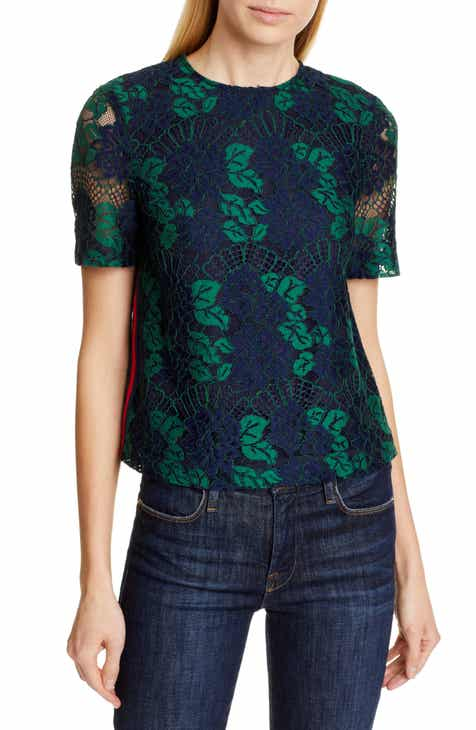 261b2d2d2608d7 Ted Baker London Thallia Lace Top