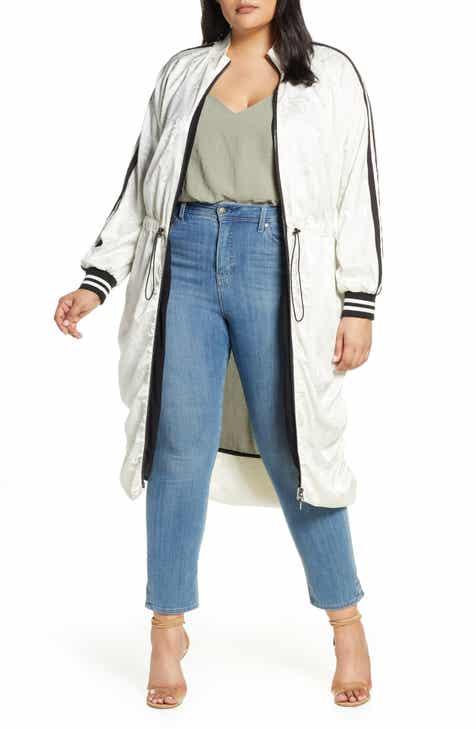 54d5457108a0 RACHEL Rachel Roy Shawna Jacket (Plus Size)
