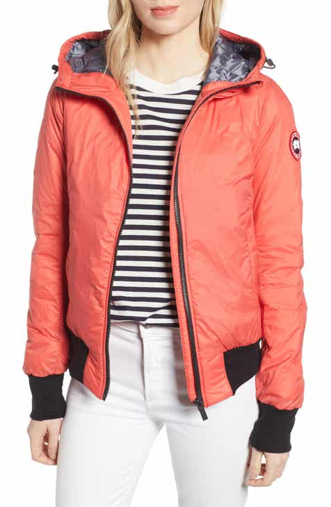 10ce3bd3503 Canada Goose Dore Goose Down Hooded Jacket