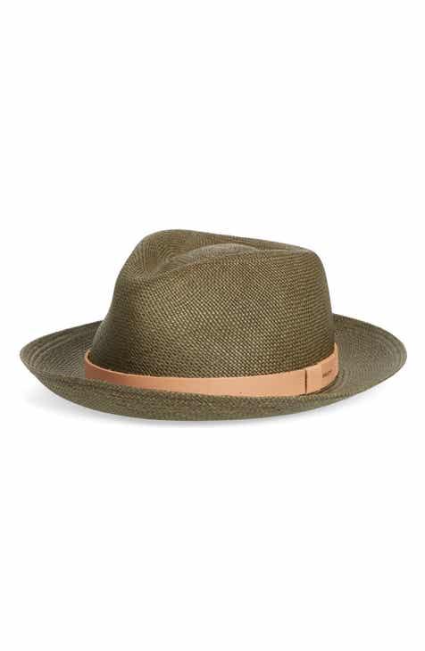 3456ab82a8d Bailey Gelhorn Straw Panama Hat