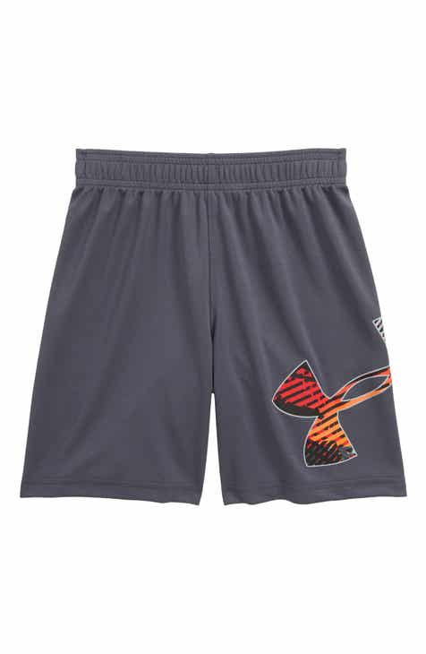 6fa76d022c40 Under Armour Geo Stratus Striker HeatGear® Shorts (Toddler Boys   Little  Boys)