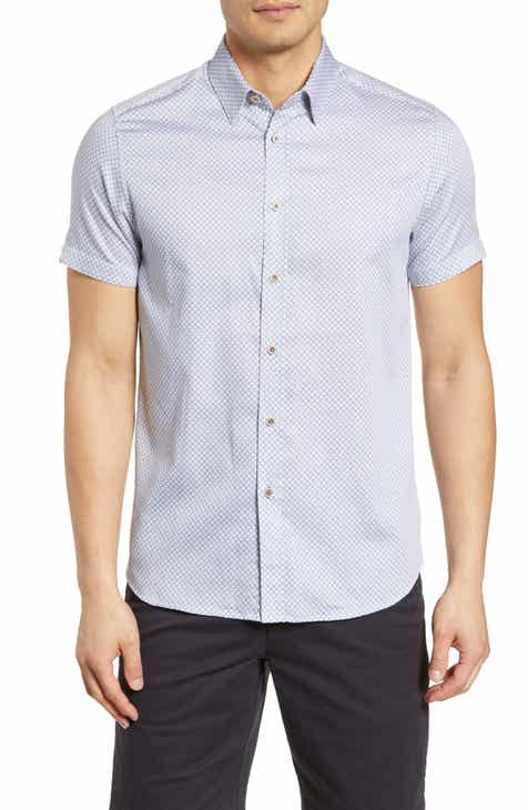 7b2ae3a30 Casual Button-Down Shirts Ted Baker London for Men