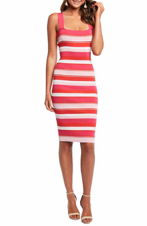 1d9614d1048 Bardot Multi Stripe Sweater Dress