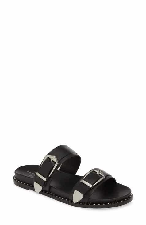 c989a70d30c Women s Linea Paolo Flat Heeled Sandals
