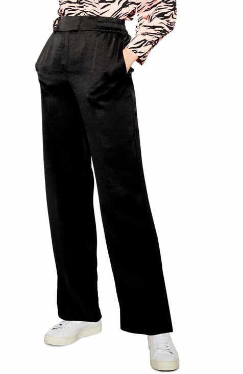 8967a93403 Women's Satin Pants & Leggings | Nordstrom