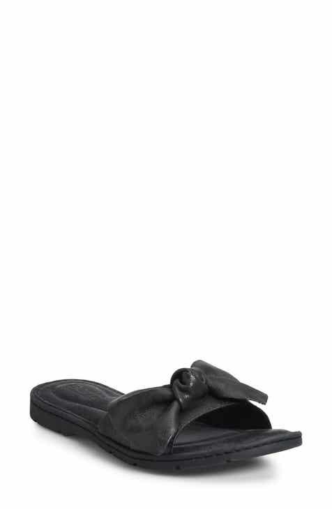 576b1f002d6 Børn Teton Knotted Slide Sandal (Women)