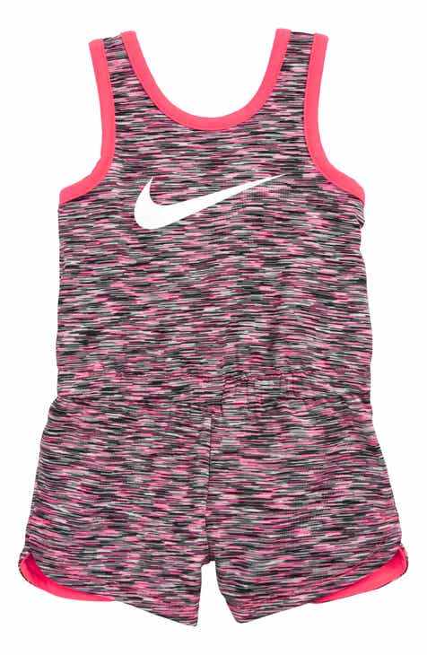 073b61bb530 Nike Dri-FIT Sport Essentials Romper (Toddler Girls   Little Girls)