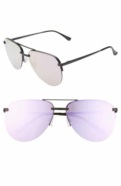 11d6ff683f Quay Australia x JLO The Playa 54mm Aviator Sunglasses