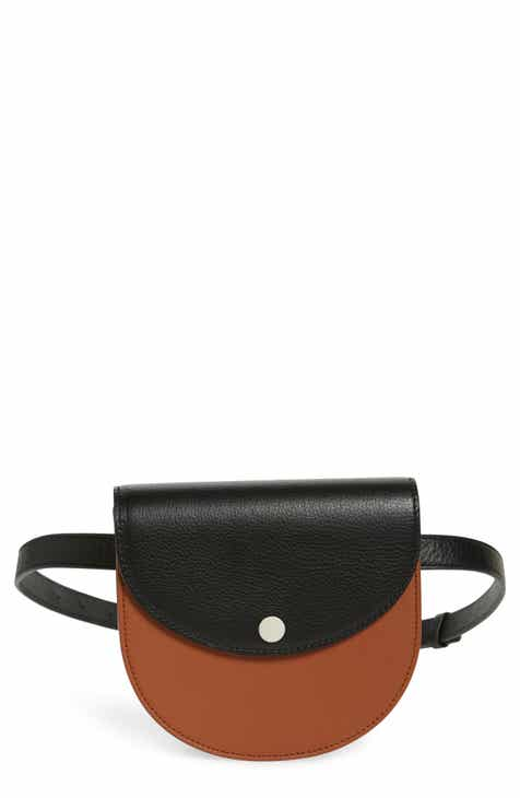 e3a701e9d4cb OAD New York Demi Convertible Leather Belt Bag