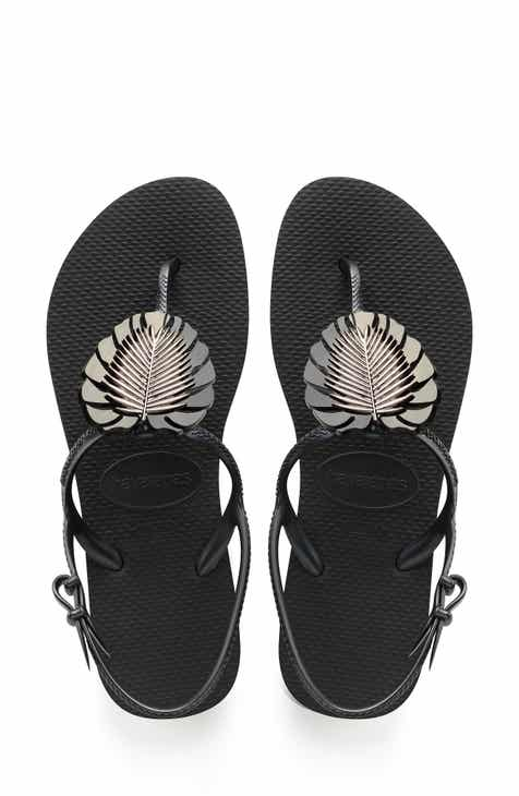 5707ff551840b Havaianas Freedom Leaf Pin Sandal (Women)
