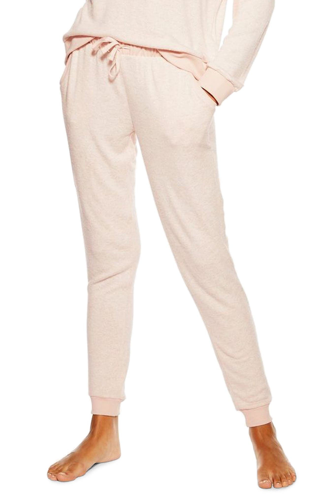 Topshop Supersoft Lounge Jogger Pants On sale