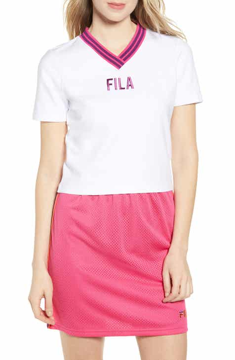 FILA Mahggie Velour Minidress by FILA