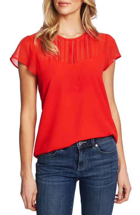 fa79ddfb Women's Red Tops | Nordstrom