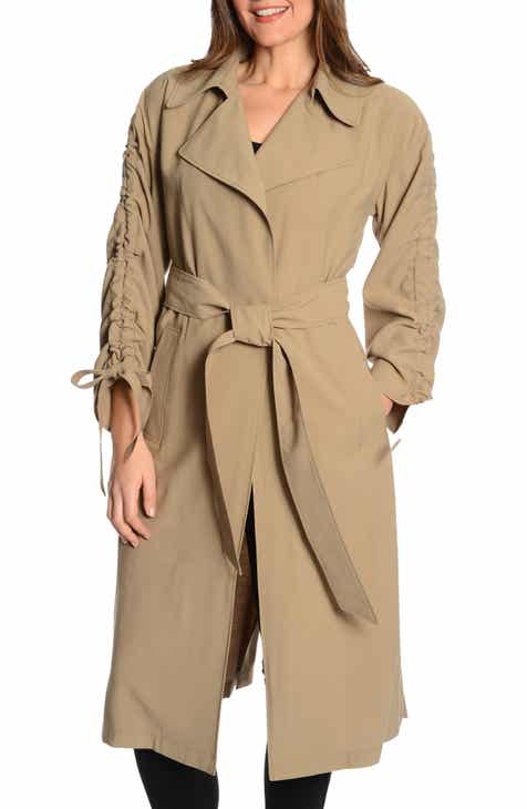 RACHEL Rachel Roy Cinched Sleeve Trench Coat by RACHEL RACHEL ROY