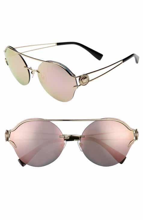 eda2b669233c Versace Rock Icons Medusa 61mm Metal Sunglasses
