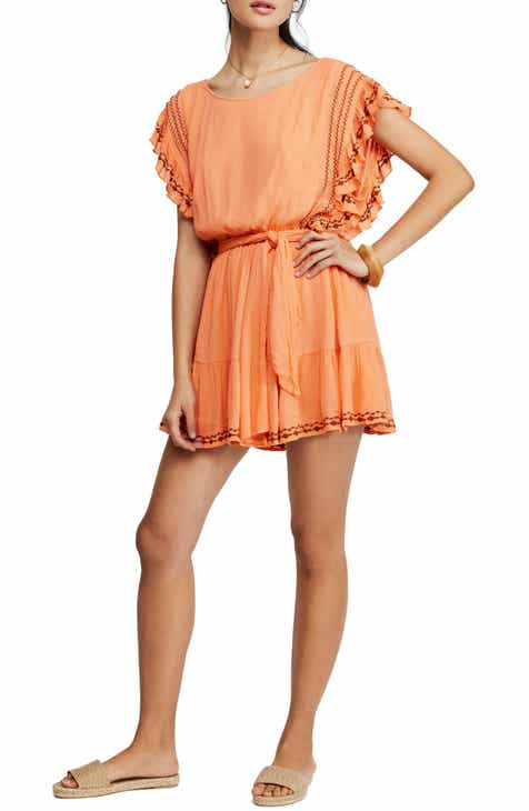 ed8727b907b Free People Weekend Brunch Minidress