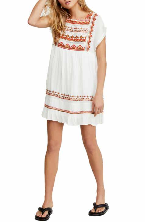 55be9c4d8aeff Free People Sunrise Wanderer Minidress