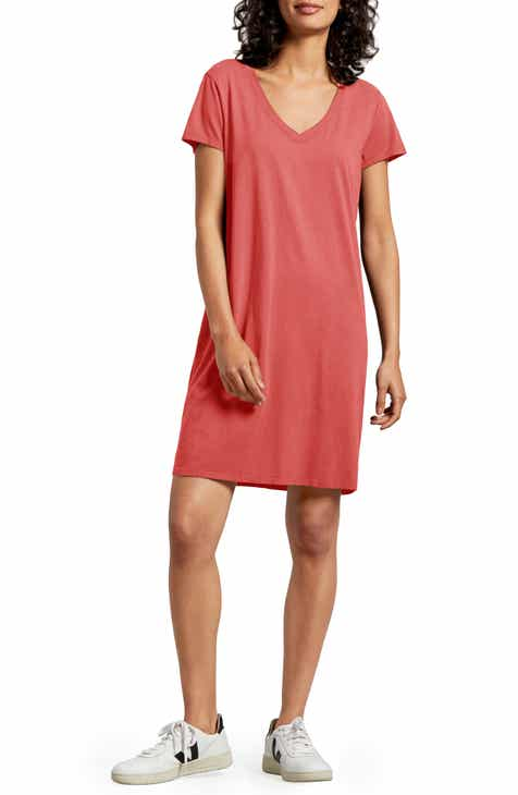382819b7fa5c9 Michael Stars Cassandra T-Shirt Dress